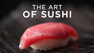 If You Dream Of Sushi, 'The Art Of Sushi' With Daisuke Nakazawa Is Two Minutes In Heaven