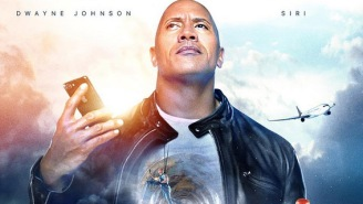 There's Literally NOTHING The 'The Rock' Can't Do In Perhaps The Funniest Commercial This Year