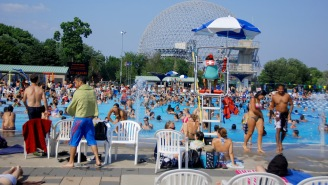 'Things To Avoid At A Public Pool' Is Blowing Up Twitter And The Tweets Are Absolutely Funny AF