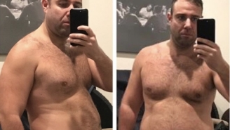 Debt-Ridden Gambler Wins $1 Million After Friends Bet Him He Couldn't Cut His Body Fat To 10 Percent In Six Months