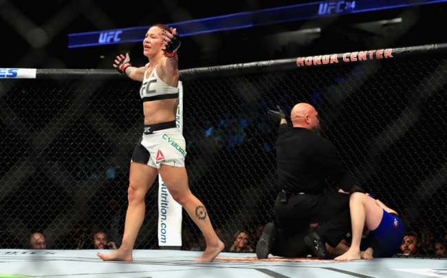 who will cris cyborg fight next holly holm