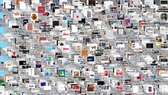 This Woman's Insanely Cluttered Computer Desktop Is Making The Internet's Skin Crawl