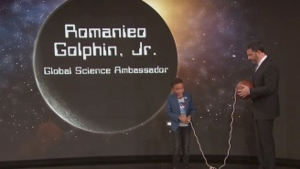 8-Year-Old Genius Explains The Total Solar Eclipse And Why It's Such A Big Deal