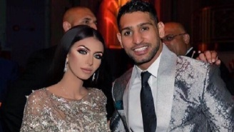 Amir Khan's Wife Wanted Him To Deny Cheating Allegations He Made Her Against By Saying He Was Hacked But He Refused