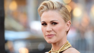 Anna Paquin Had An A+ Response To Seeing Herself Topless In The Background Of A BBC Newscast