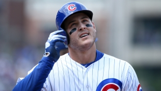 Cancer Survivor Anthony Rizzo Fights Off Tears As He Donates $3.5 Million To Children's Hospital