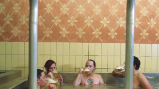 The World's First Beer-Filled Swimming Pools Contain 42,000 Pints And They're Ready For You