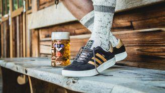 Adidas Is Making Beer-Repellant Sneakers To Celebrate Oktoberfest In Germany