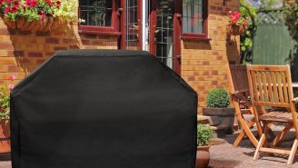 Winter Is Coming…So Protect Your Grill With This Inexpensive Heavy-Duty Cover