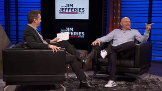 Bill Burr And Jim Jefferies Talk About Fatherhood, Internet Comments And 'Crocodile Dundee'