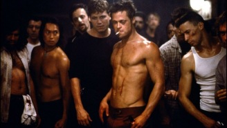 Here's The Brutal Workout Routine And Diet Plan Brad Pitt Used To Get Ripped For 'Fight Club'