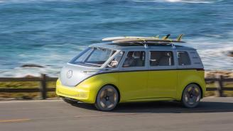 Volkswagen Is Bringing The Microbus Back As An Electric Vehicle In 2022