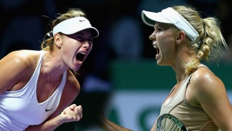 Caroline Wozniacki Still Can't Stand Maria Sharapova, Throws More Shade Her Way At The US Open