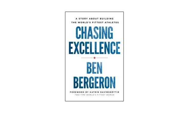 Chasing Excellence Book Cover