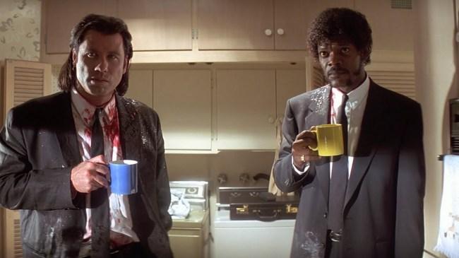 Coffee Pulp Fiction