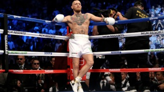 Gracious In Defeat, Conor McGregor Issues Classy, Heartfelt Tribute To Fans And Floyd Mayweather