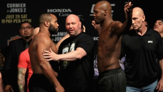 Daniel Cormier Responds To Jon Jones Failing Drug Test Related To Yet Another Fight Involving Him