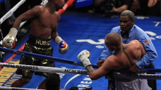 A Ringside Doctor Explained Exactly WHY The Referee Stopped The Mayweather Vs. McGregor Fight