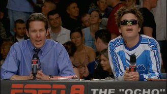 For One Illustrious Day Only, You Can Watch ESPN 8 'The Ocho'
