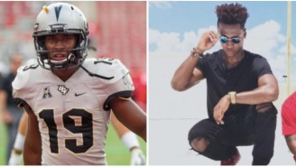 Former UCF Kicker And YouTube Personality Releases NCAA Diss Track After Losing Eligibility