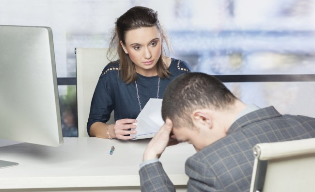 employers worst job interview fails mistakes