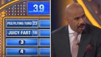 'Family Feud' Reminds Us That No Matter How Old We Get, The Term 'Juicy Fart' Will Always Be Funny