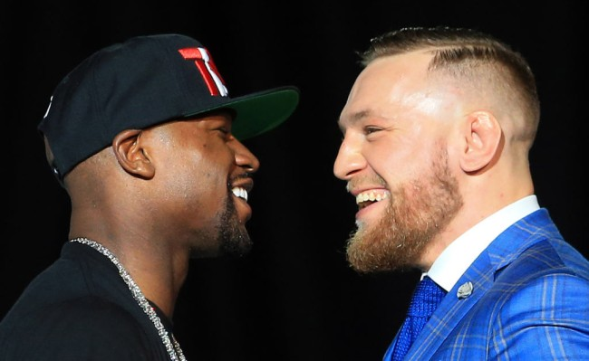 floyd mayweather why conor mcgregor should win