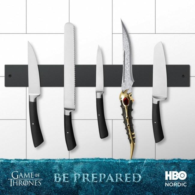 game of thrones catpaw dagger
