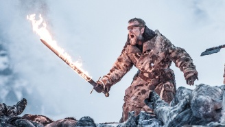 Behind The Scenes: Here's How That Crazy 'Game Of Thrones' Scene At The Frozen Lake Was Filmed