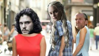 The 50 Best 'Game Of Thrones' Memes This Week Going Into Episode 7 'The Dragon and the Wolf'