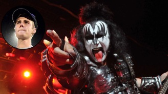 Gene Simmons Rips Justin Bieber For Whining, 'You're Rich…You've Got White Privilege, Bitch'