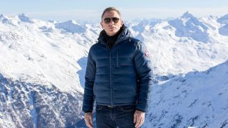 It Turns Out Daniel Craig Is Returning As James Bond After All