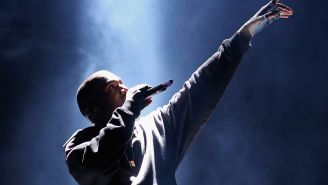 Kanye West Is Reportedly Holed Up In The Studio Recording A Secret Project With His Former Apprentice