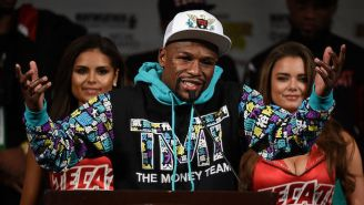 Sports Finance Brief: Vegas Sportsbooks Are Starting To Report Multiple Million Dollar Bets On Mayweather