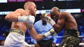 Showtime Is Facing A Class Action Lawsuit Because People Couldn't Stream McGregor-Mayweather