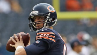 Bears QB Mike Glennon Throws Terrible Pick Six In Debut With Team