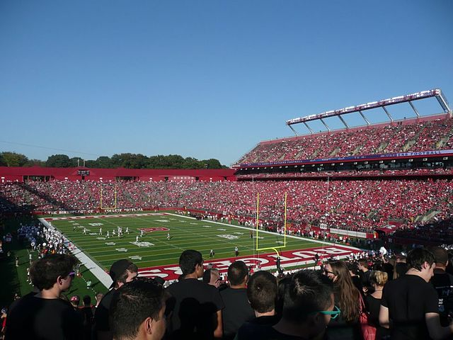 High Point Solutions Stadium Rutgers