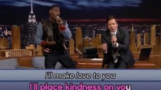 Idris Elba Sings Boyz II Men's 'I'll Make Love To You' After The Lyrics Are Put Through Google Translate