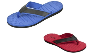 Load Up On Flip Flops That Will Withstand Constant Exposure To Water
