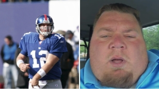 Former NFL QB Jared Lorenzen Has Shed 100 Pounds After Ballooning To 500 Pounds