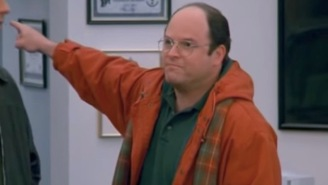 George Costanza Lit Up Twitter After He Found His Mannequin Doppelgänger