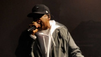 Watch Jay-Z's Touching Tribute To Linkin Park's Late Frontman Chester Bennington With Numb/Encore Performance