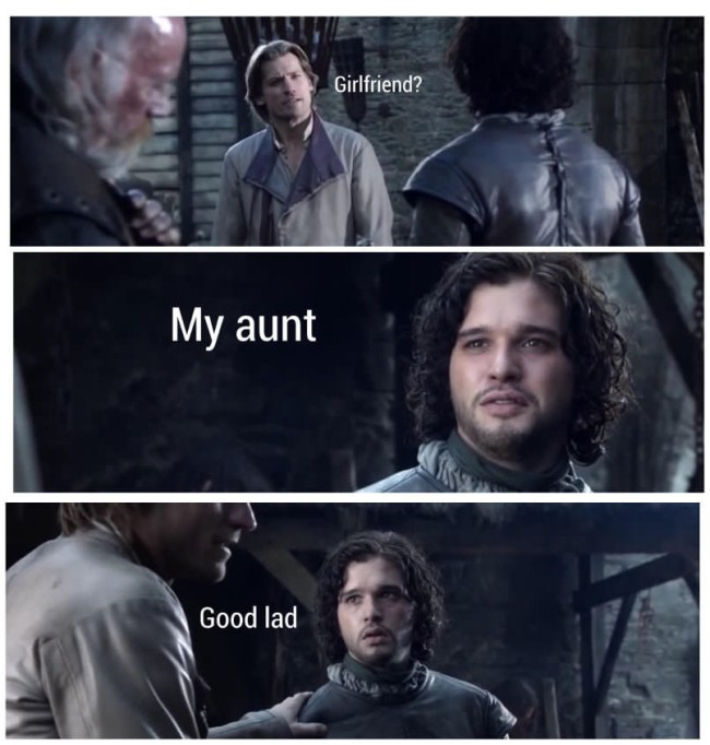 Jon Snow meme