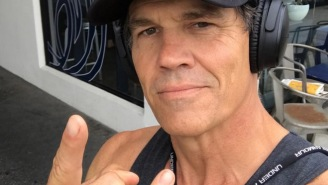 Here's How Josh Brolin Got So Ripped To Play Cable In 'Deadpool 2'