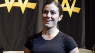 'American Ninja Warrior' Superstar Kacy Catanzaro Has Reportedly Signed A Deal With The WWE