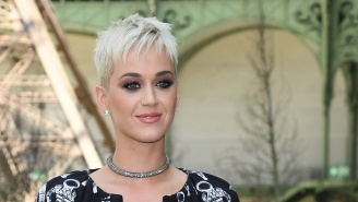 Katy Perry Described Her Very Unpleasant First Kiss, Talked About Showering With Boyfriends