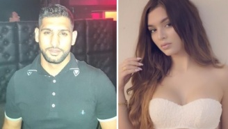 Amir Khan Parties With Instagram Model A Week After Accusing His Wife Of Cheating With Anthony Joshua
