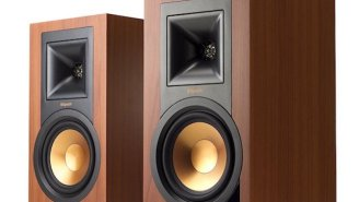 These Klipsch Bookshelf Speakers Deliver Room-Filling Sound And They're Over 40% Off