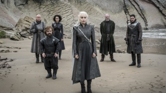 10 New Photos From The Next 'Game Of Thrones' Episode Show A Lot Of Worried Looking Characters