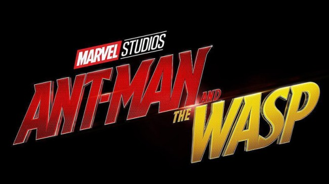 marvel announced production ant-man wasp video